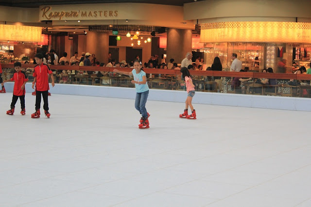 Marina Bay Sands Skating Rink