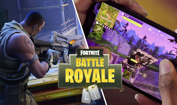 Game Terbaru Dari Epic Games Yaitu Game Fortnite Mobile Android