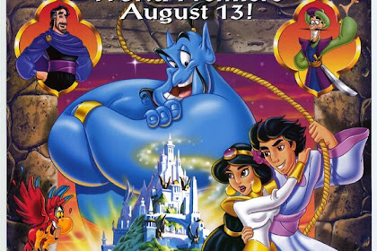 Aladdin and the King of Thieves (1996) HIndi Full Movie Download In 720p