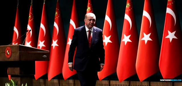Ο Ερντογάν απειλεί για Αιγαίο και Κύπρο με πόλεμο