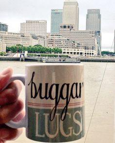 Buggar lugs Mug by Wotmalike
