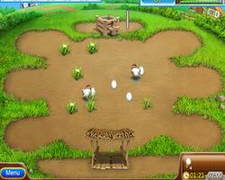 لعبة مزرعة الفراخ