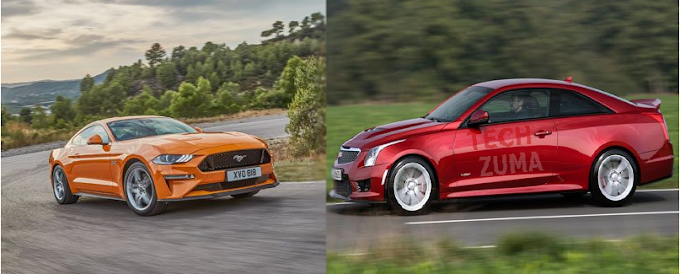 Ford Mustang or Cadillac - which car is fuel efficient?