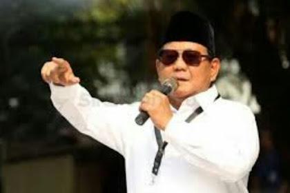 Asal Usul, Karir dan Silsilah Prabowo Subianto