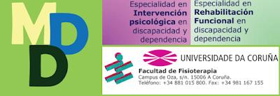Mestrado Universitario en Discapacidade e Dependencia