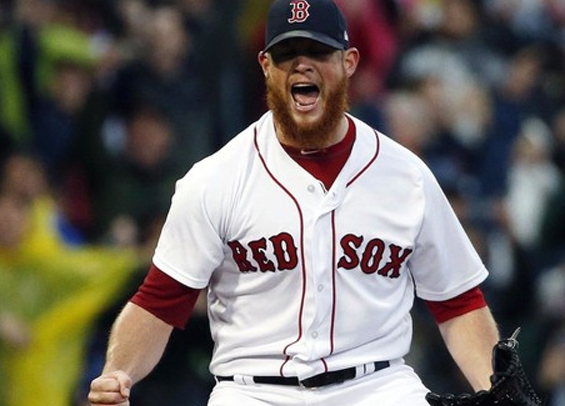 The Phillies could target closer Craig Kimbrel