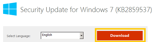 Click on the New icon inwards the lower correct corner update How to Update Windows seven Manually