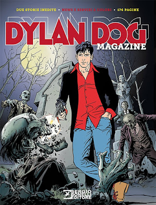 Dylan Dog Magazine 2016