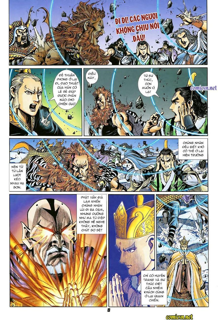 Đại Đường Uy Long chapter 101 trang 7