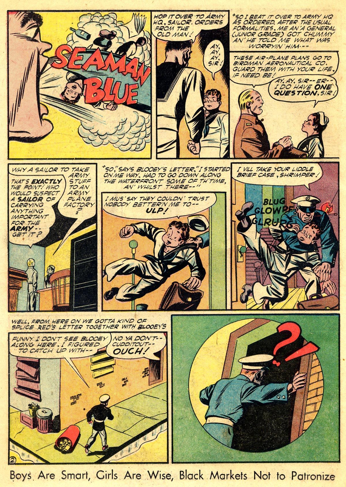 Read online All-American Comics (1939) comic -  Issue #60 - 38