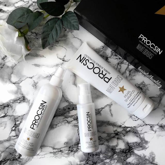 Procsin Pearl Şampuan By Nihat Odabaşı - Panax Ginseng ve Hindistan Cevizi