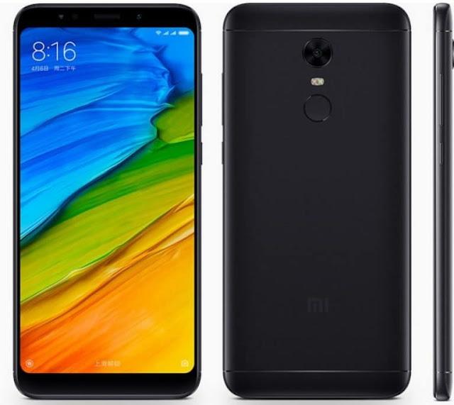Xiaomi Redmi 5 Ram 3Gb Harga dan Spesifikasi