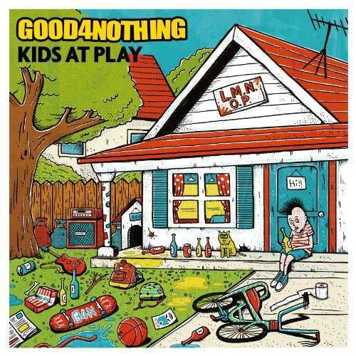 [Album] GOOD4NOTHING – KIDS AT PLAY (2015.09.16/MP3/RAR)