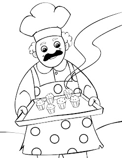 inkspired musings: Do You Know The Muffin Man? more