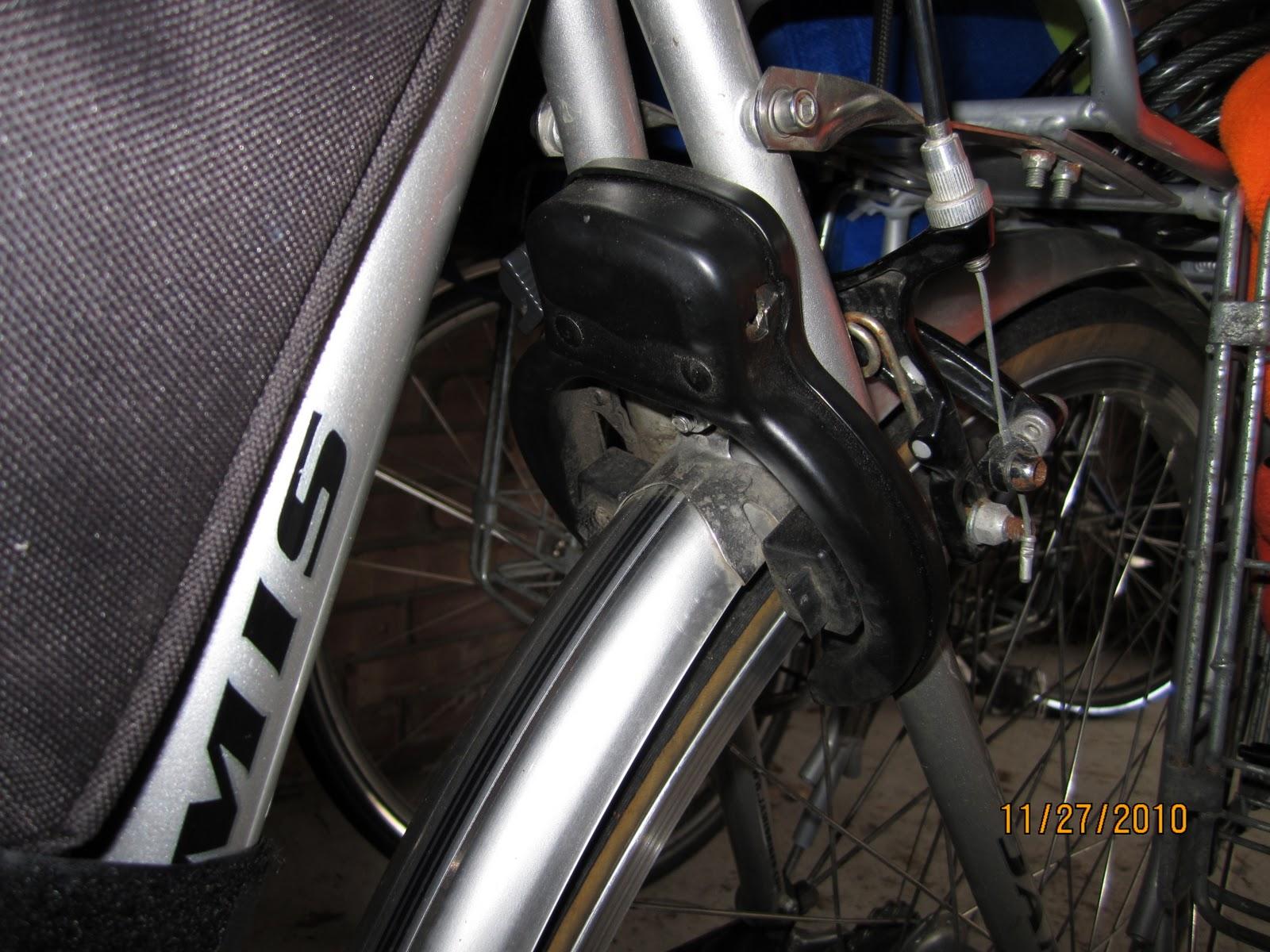 Bike Lock Frame Lock Ringschloß Axa Defender-Rl Rahmenbolzen Installation