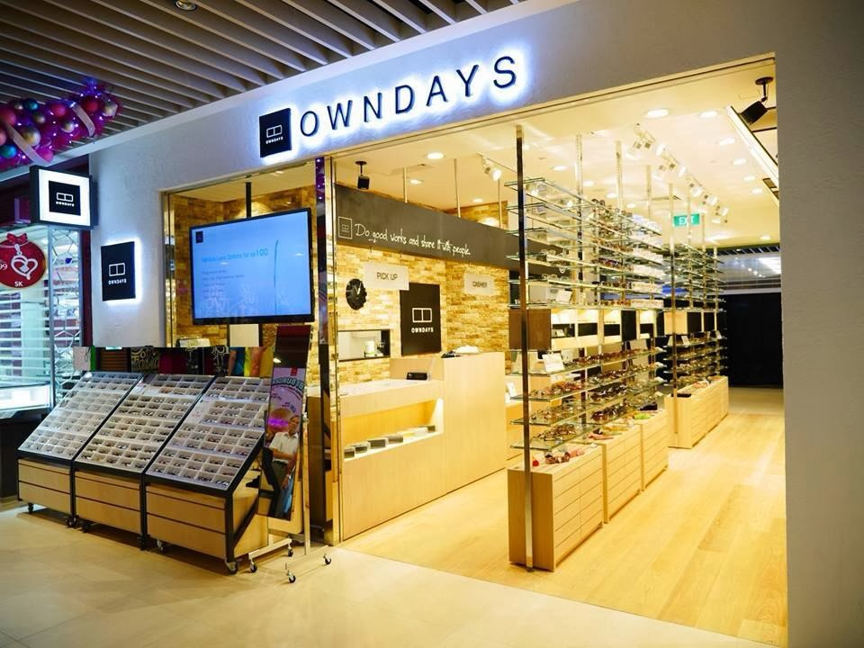 Owndays singapore review