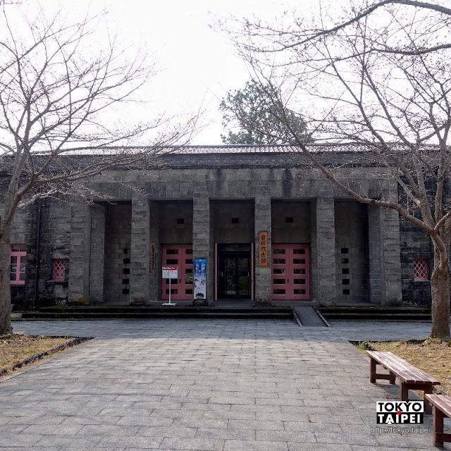 【岩國徵古館】戰亂時期興建石造博物館 門外還有一座牡丹園
