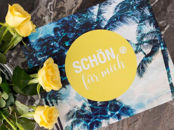 Rossmann Schön für mich Box August 2018