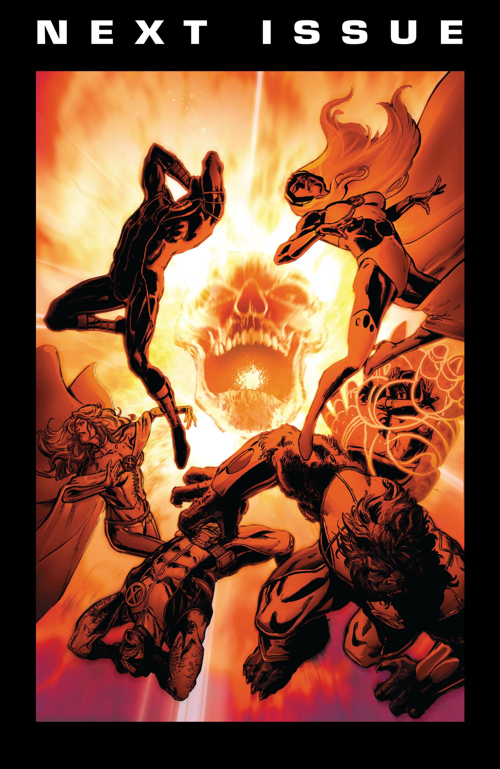 Read online Astonishing X-Men (2004) comic -  Issue #34 - 25