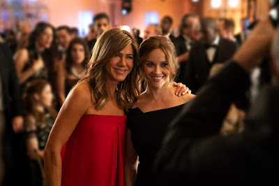 The Morning Show Series Jennifer Aniston Reese Witherspoon Image 1