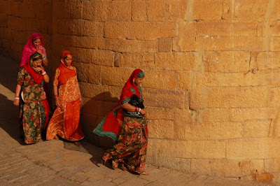 Jaisalmer, la dorée : les temples Jains et le Thar Heritage Museum 32
