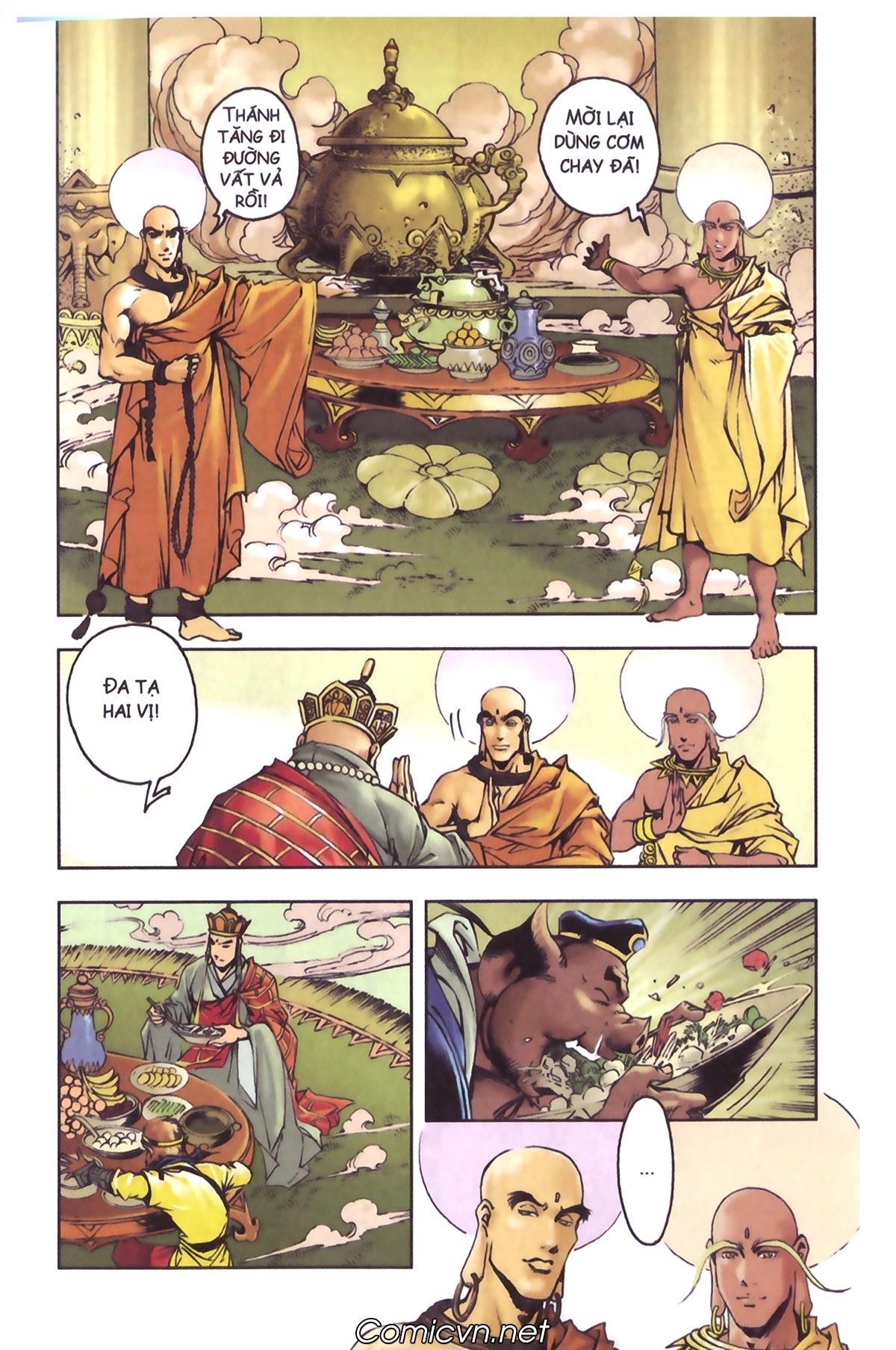 Tây Du Ký màu - Chapter 134 - Pic 9