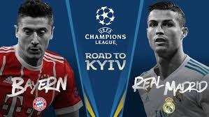 مباشر مشاهدة مباراة ريال مدريد وبايرن ميونيخ بث مباشر نصف نهائي 24-4-2018 دوري ابطال اوروبا يوتيوب بدون تقطيع