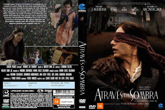 Capa DVD Através Da Sombra