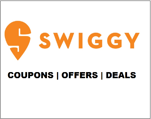Swiggy Coupons, Offers, Deals