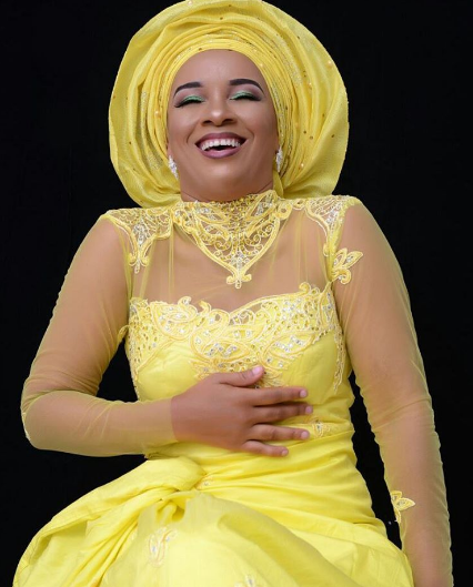 Actress, Ibinabo Fiberesima