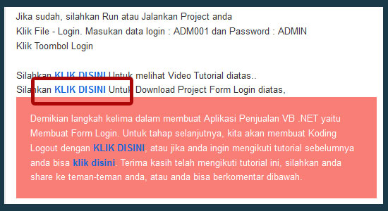Panduan Download Source Code di JavaNet Media