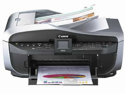 download Canon PIXMA MX700 Inkjet printer's driver
