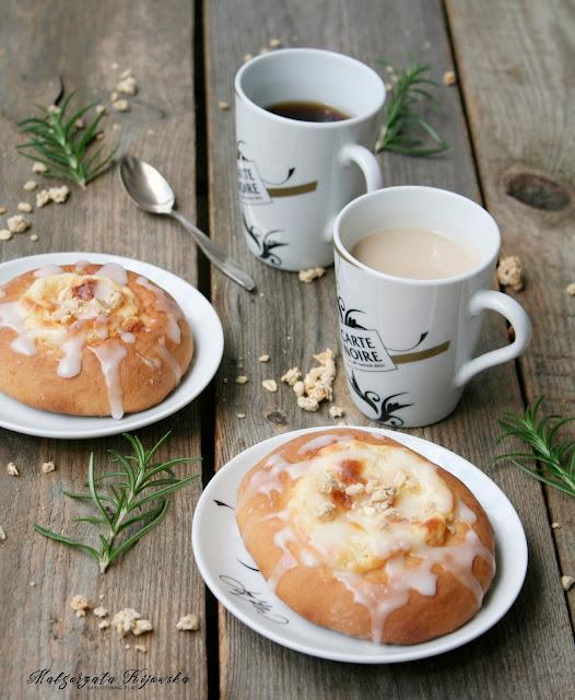 drożdżowe wypieki, ciasto drożdżowe, deser, daylicooking, Małgorzata Kijowska