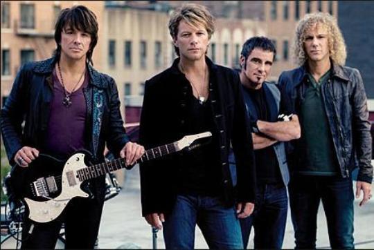 Profil Jon Bon Jovi – Nostalgia Grup Jon Bon Jovi Band Era 80-90