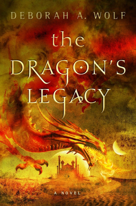 Interview with Deborah A. Wolf, author of The Dragon's Legacy