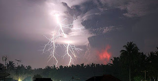 Mount Kelud Kediri Eruption