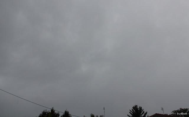 Aprés la tempête : ciel de matin