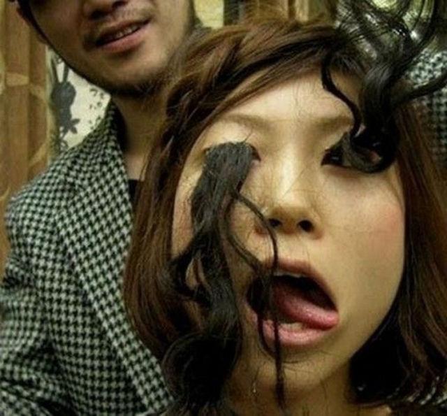 25 most weird asian hairstyles openfreak com