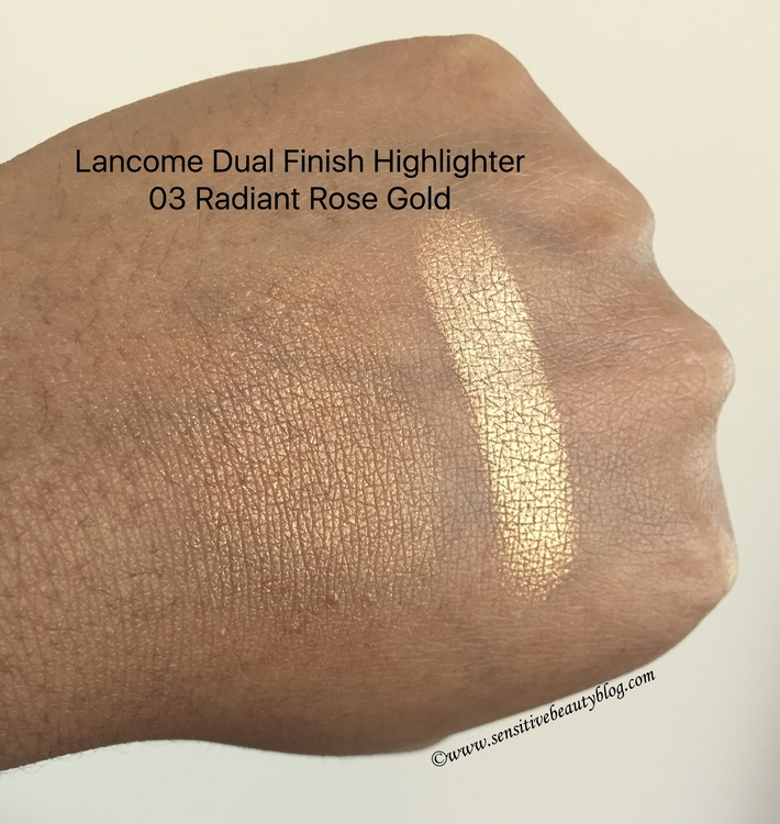 Dual Finish Multi-tasking Illuminating Highlighter by Lancôme #4