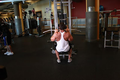 Lats Workout For Beginners