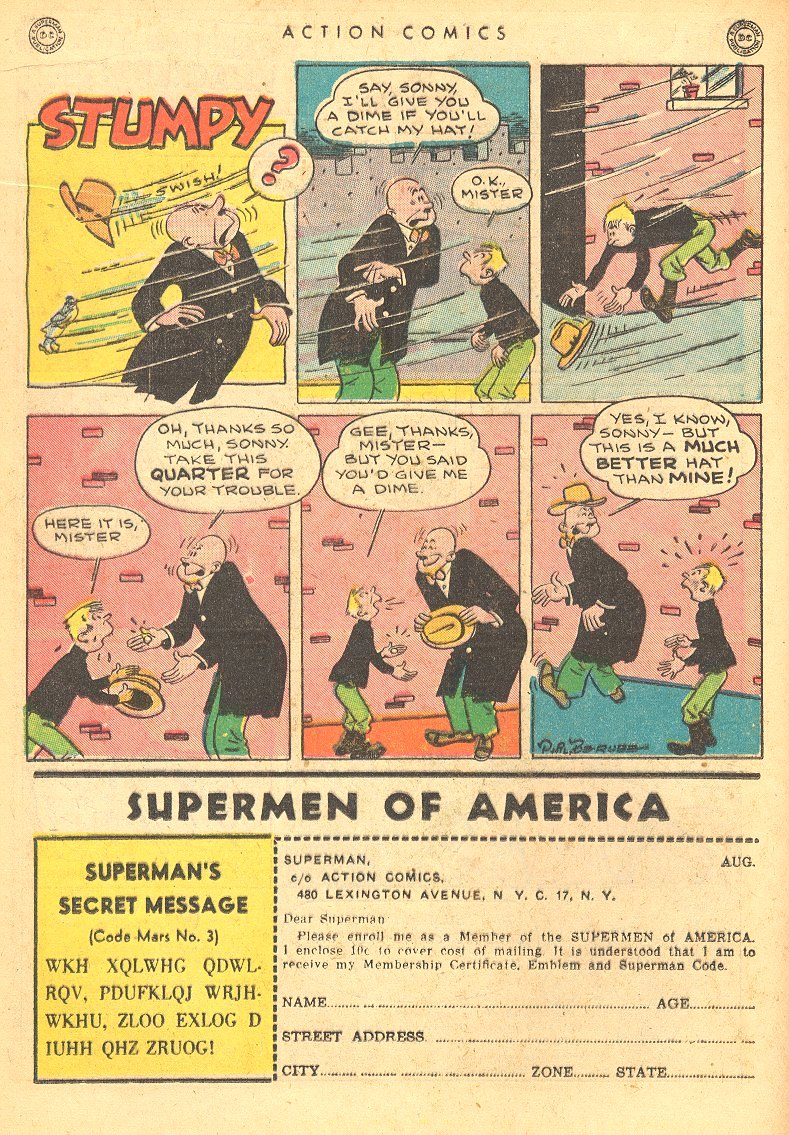 Read online Action Comics (1938) comic -  Issue #99 - 24