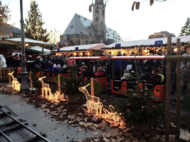 Vánoční trhy Bolzano, Itálie / Christmas markets in Bolzano, Italy