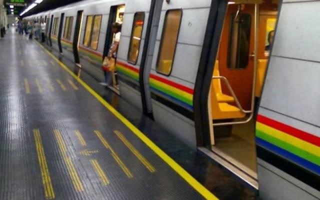 Metro de Caracas suspendió servicio en estaciones de la línea 2 por robo de cables
