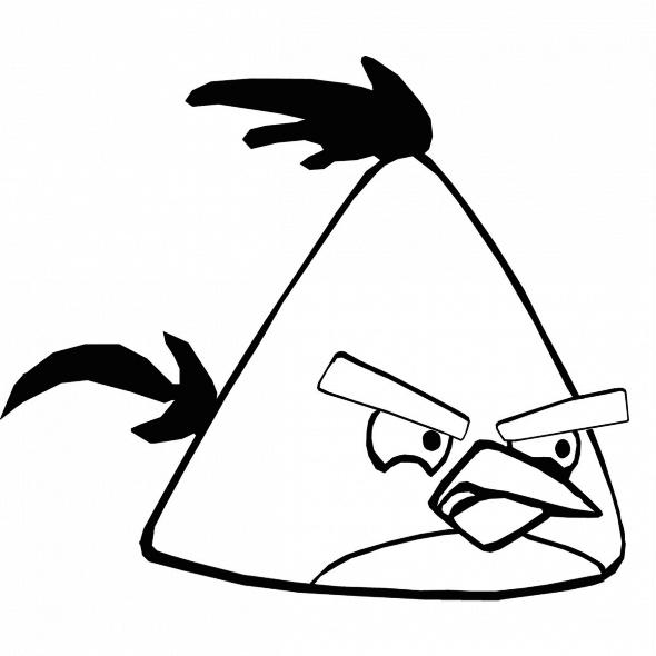 Angry Birds Para Imprimir