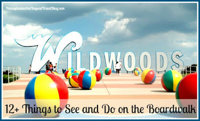 12+ Things to See and Do on the Boardwalk in Wildwood