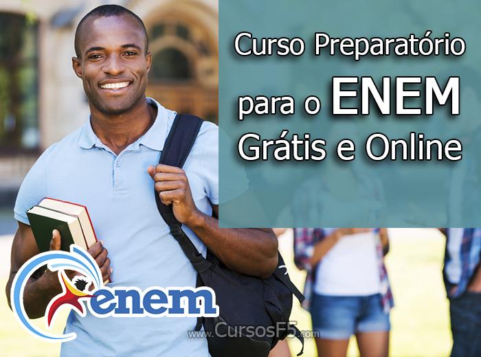 Curso Preparatório para o ENEM Grátis e Online [SP]