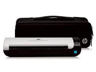 Picture HP Scanjet Professional 1000 Printer