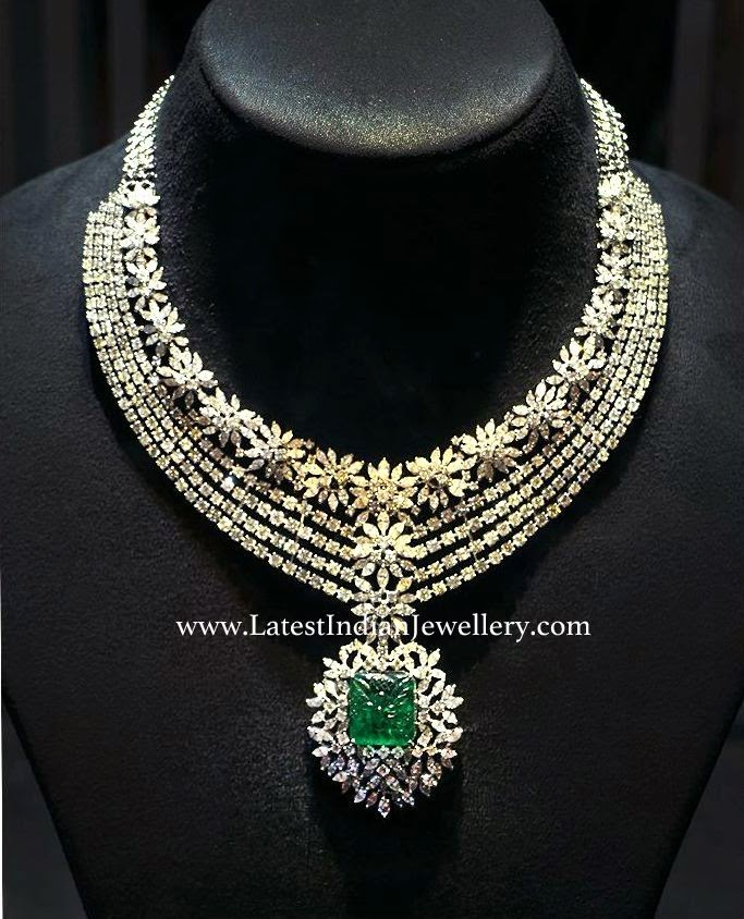 Diamond Necklace for the PRINCESS