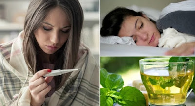 comment réduire la fièvre à la maison naturellement