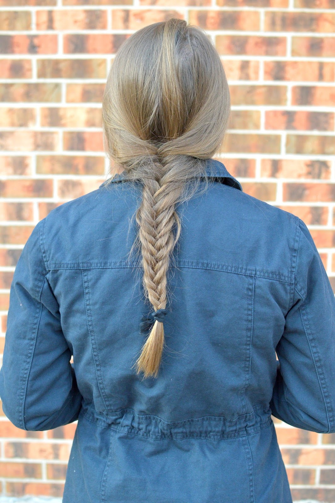 fishtail braid hair ideas